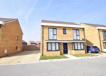 Thumbnail 4 bed detached house for sale in Sandpiper Close, East Tilbury, Essex