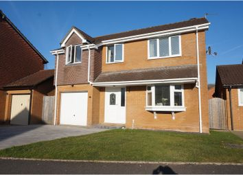 Thumbnail 4 bed detached house for sale in Wren Gardens, Fordingbridge
