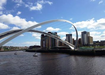 Thumbnail 2 bed flat for sale in Baltic Quay, Mill Road, Gateshead, Tyne & Wear