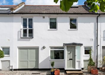 Thumbnail 3 bed mews house to rent in Hollywood Mews, London