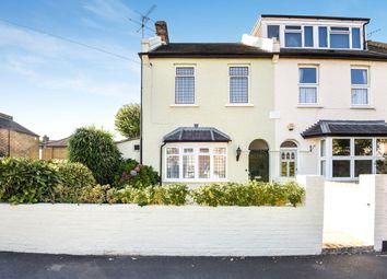 Thumbnail 3 bed semi-detached house for sale in Douglas Road, Surbiton
