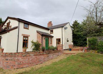 Thumbnail 3 bed detached house for sale in Ffordd Corwen, Treuddyn, Mold