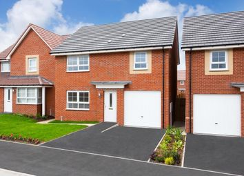 "Thumbnail 4 bedroom detached house for sale in ""Windermere"" at Wheatley Hall Road, Doncaster"