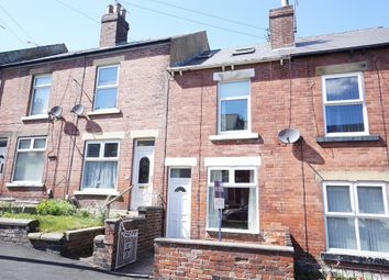 Thumbnail 3 bed terraced house for sale in Darwin Road, Hillsborough, Sheffield
