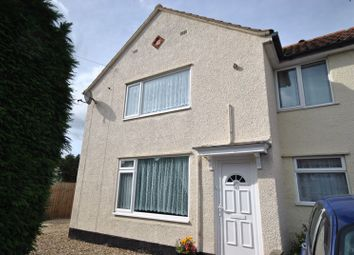 Thumbnail 2 bed end terrace house for sale in Morse Road, Norwich