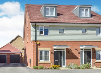 3 bed semi-detached house for sale in Salorn Way, Whitehouse, Milton Keynes MK8