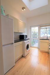 Thumbnail 1 bed flat to rent in Margery Park Road, London