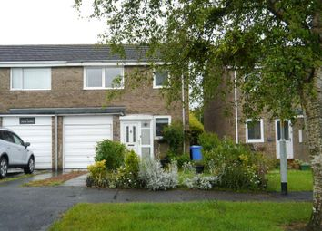 Thumbnail 3 bed semi-detached house for sale in Tweed Avenue, Ellington, Northumberland