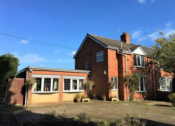 Thumbnail 3 bed property for sale in Holmes Chapel Road, Davenport, Congleton