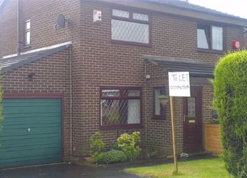Thumbnail 2 bed property to rent in Norman Drive, Mirfield
