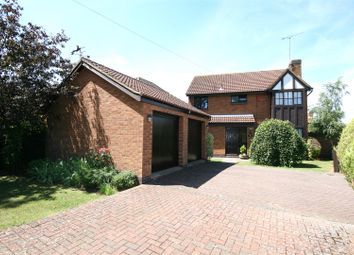 Thumbnail 4 bed detached house for sale in South Riding, Edlesborough, Bucks