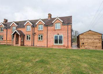 Thumbnail 3 bed semi-detached house for sale in Upper Sklits Farm, Nr. Ullenhall