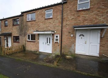 Thumbnail 3 bedroom terraced house for sale in Warneford Close, Toothill, Swindon
