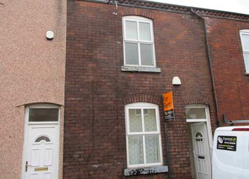 Thumbnail 2 bed terraced house to rent in Glebe Street, Leigh, Greater Manchester