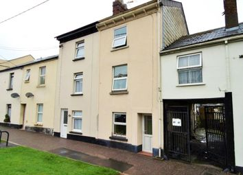 Thumbnail 3 bed terraced house to rent in East Street, Crediton, Devon