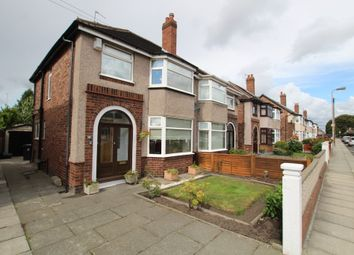 Thumbnail 3 bed semi-detached house for sale in Ecclesall Avenue, Liverpool