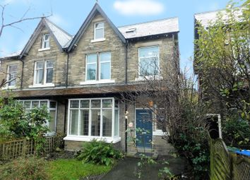 Thumbnail 4 bed semi-detached house for sale in Bradford Road, Shipley