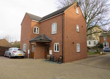 Thumbnail 1 bed flat for sale in High Street, Raunds, Wellingborough