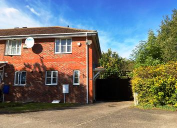 Thumbnail 2 bed semi-detached house to rent in Arnald Way, Houghton Regis, Dunstable