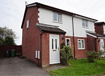 Thumbnail 2 bed semi-detached house to rent in Orchid Close, St Mellons