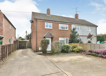 Thumbnail 3 bed semi-detached house for sale in Greenway Lane, Fakenham