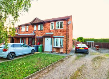 2 bed end terrace house for sale in Beaufort Road, Lincoln LN2