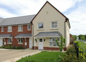 Thumbnail 4 bed end terrace house for sale in Lords Way, Andover