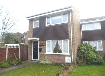 Thumbnail 3 bedroom semi-detached house for sale in Wordsworth Close, Royston
