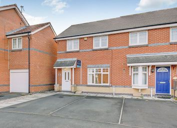 Thumbnail Terraced house to rent in Ingleby Way, Blyth