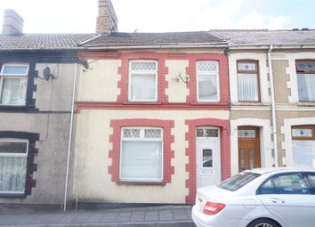 Thumbnail 3 bed terraced house for sale in Commercial Street, Aberbargoed, Bargoed