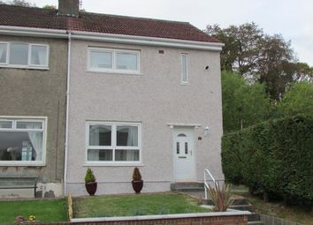 Thumbnail 2 bedroom semi-detached house to rent in Woodside Avenue, Thornliebank, Glasgow