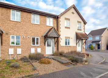 Thumbnail 2 bed terraced house for sale in Kite Close, Hartford, Huntingdon