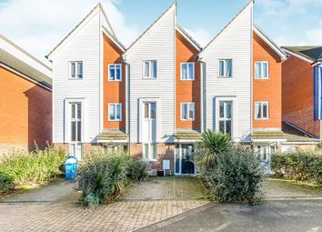 Thomas Neame Avenue, Faversham, Kent ME13. 3 bed terraced house for sale
