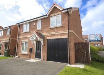 Thumbnail 4 bedroom detached house for sale in Birchwood Grove, Normanby, Middlesbrough