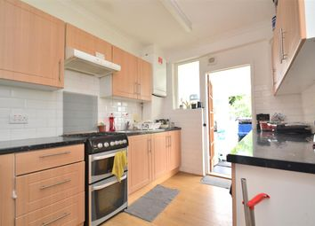 Thumbnail 4 bed terraced house to rent in Rosedene Avenue, Morden