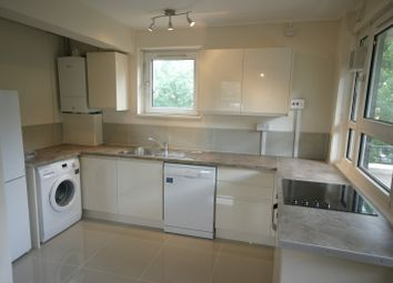 Thumbnail 3 bed flat to rent in Castlecombe Drive, London