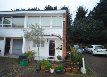 Thumbnail 2 bedroom end terrace house to rent in The Mews, Ilford