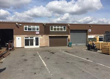 Thumbnail Light industrial for sale in Europa Trading Estate, Fraser Road, Erith