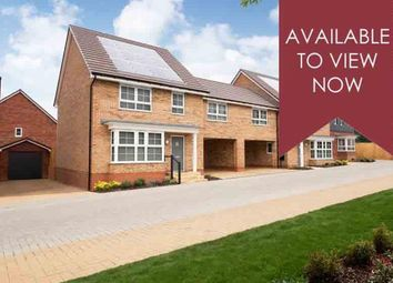 "Thumbnail 4 bedroom semi-detached house for sale in ""Chesham Special"" at Carters Lane, Kiln Farm, Milton Keynes"