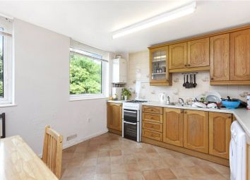 Thumbnail 4 bed flat to rent in Downfield Close, London