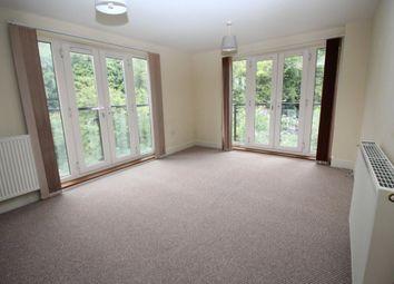 Thumbnail 2 bed flat to rent in Griffin Court, Black Eagle Drive, Phoenix Parc, Northfleet