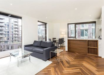 Thumbnail 2 bed flat for sale in Ambassador Building, Nine Elms