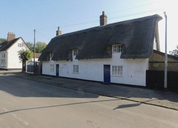 Thumbnail 3 bed cottage for sale in Church Street, Tempsford