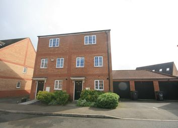 Thumbnail 4 bedroom semi-detached house for sale in Turners Gardens, Wootton, Northampton