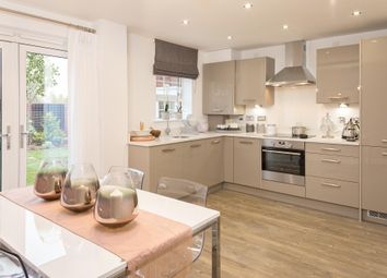 "Thumbnail 3 bedroom end terrace house for sale in ""Finchley"" at Knights Way, St. Ives, Huntingdon"