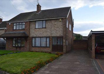Thumbnail 3 bed semi-detached house for sale in Silverton Way, Wednesfield, Wednesfield
