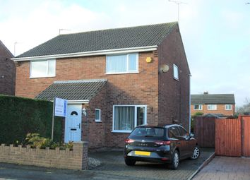 Thumbnail 2 bed semi-detached house to rent in Lancers Croft, Great Sutton