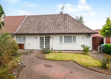 Thumbnail 2 bed detached bungalow for sale in Averton Square, Wollaton, Nottingham