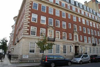 Thumbnail 1 bed flat to rent in Goodwood Court 54-57, Devonshire Street, London