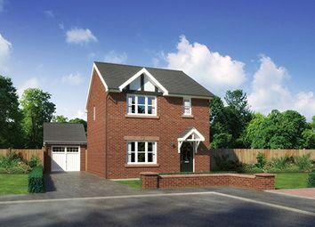 "Thumbnail 3 bed detached house for sale in ""Castlevale"" at Scotchbarn Lane, Prescot"